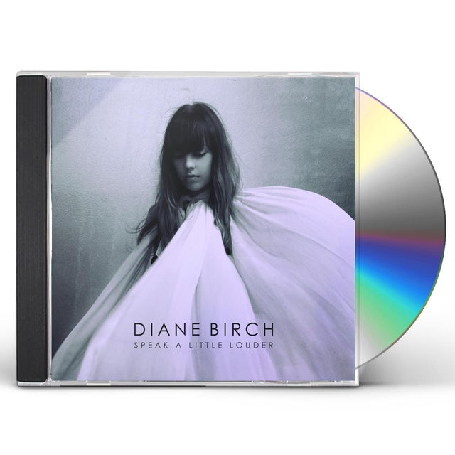 Diane Birch SPEAK A LITTLE LOUDER CD