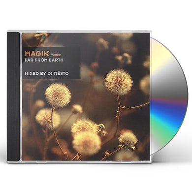 Dj Tiesto MAGIK 3: FAR FROM EARTH CD