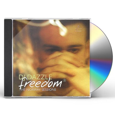 DJ Dazzle FREEDOM 3 CD