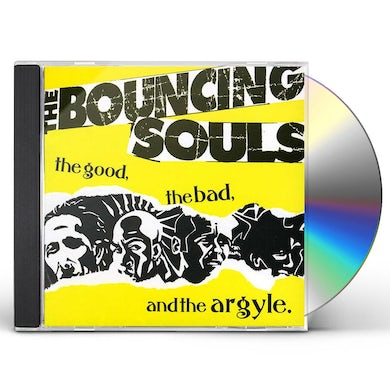 The Bouncing Souls GOOD BAD & ARGYLE CD