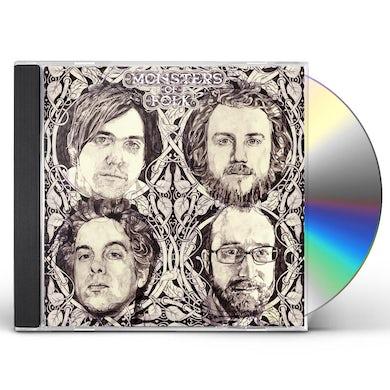 MONSTERS OF FOLK CD