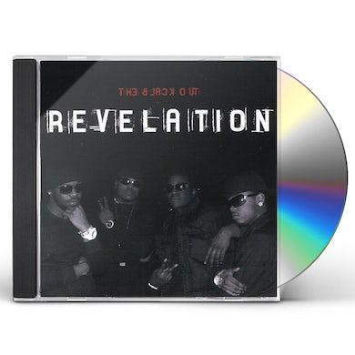 Revelation BLACK OUT CD