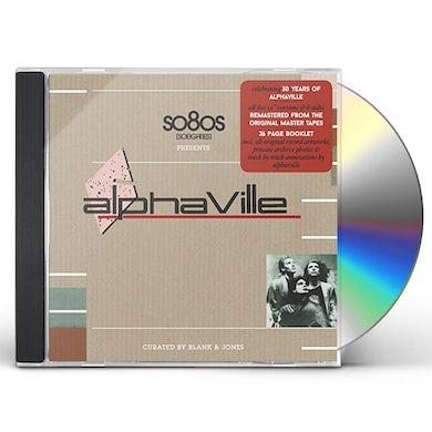 Alphaville SO80S PRESENTS (CURATED BY BLANK & JONES) CD