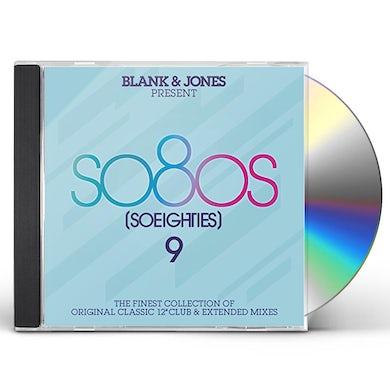 Blank & Jones SO80S (SO EIGHTIES) 9 CD
