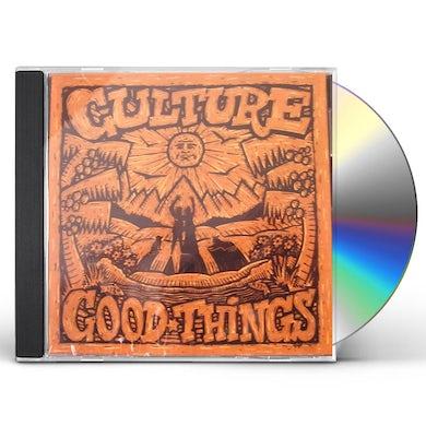Culture GOOD THINGS CD