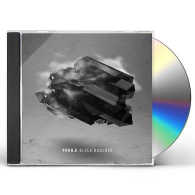 Phon.O BLACK BOULDER CD