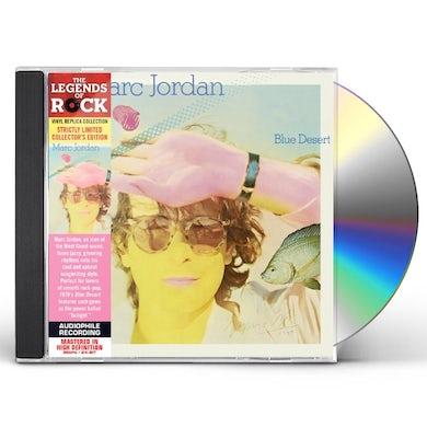 BLUE DESERT CD