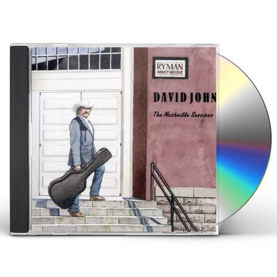 David John NASHVILLE SESSIONS CD