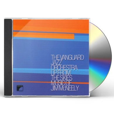 Vanguard Jazz Orchestra UP FROM THE SKIES CD
