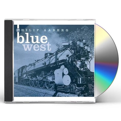 Philip Aaberg BLUE WEST CD