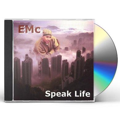 eMC SPEAK LIFE CD