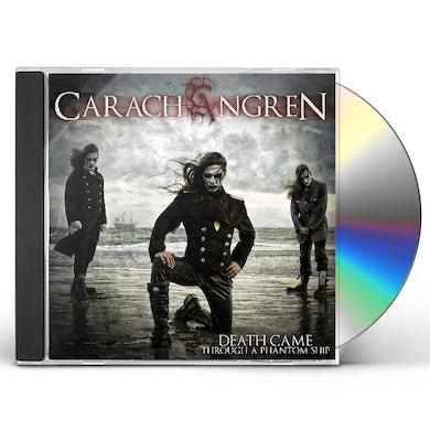 Carach Angren DEATH CAME THROUGH A PHANTOM SHIP CD