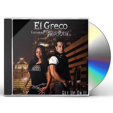 El Greco GET UP ON IT CD