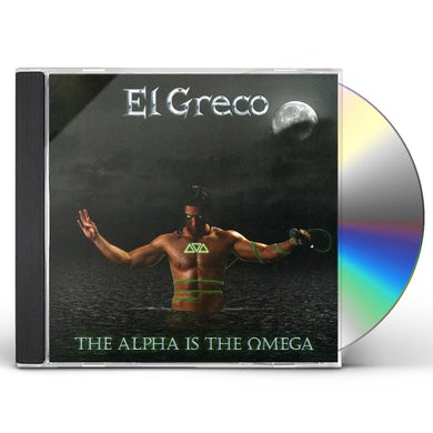 El Greco ALPHA IS THE OMEGA CD