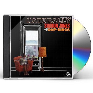 Sharon Jones NATURALLY CD