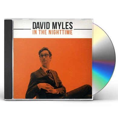 David Myles IN THE NIGHTTIME: FROM DINNER PARTY TO DANCE PARTY CD
