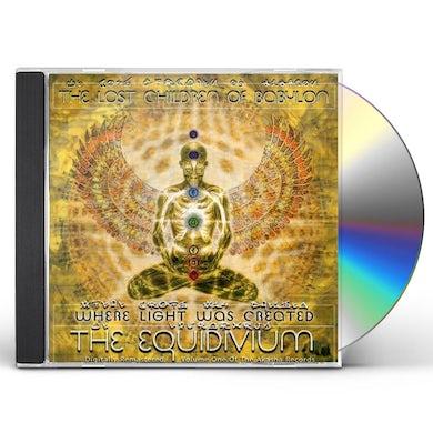 WHERE LIGHT WAS CREATED: EQUIDIVIUM CD