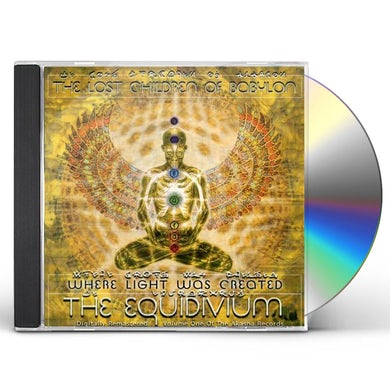 Lost Children of Babylon WHERE LIGHT WAS CREATED: EQUIDIVIUM CD