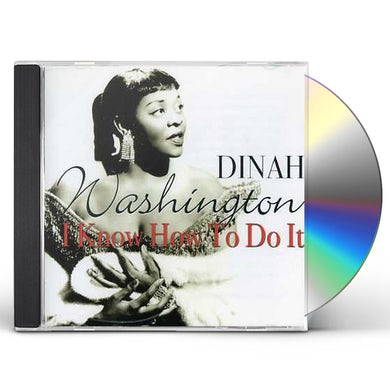 Dinah Washington I KNOW HOW TO DO IT CD