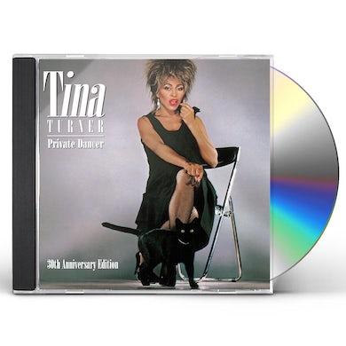 Tina Turner PRIVATE DANCER: 30TH ANNIVERSARY EDITION CD