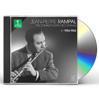 Jean-Pierre Rampal COMPLETE ERATO RECORDINGS VOL. I CD