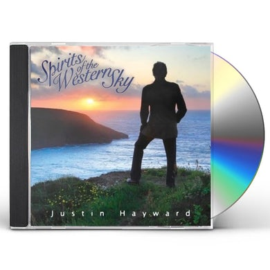 Justin Hayward SPIRITS OF THE WESTERN SKY CD