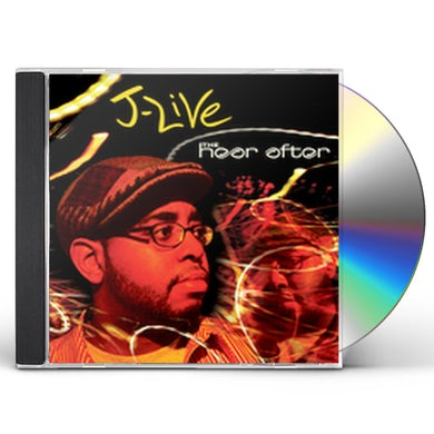 J-Live HEAR AFTER CD