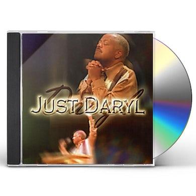 Daryl Coley JUST DARYL CD