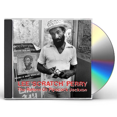 Lee Scratch Perry RETURN OF PIPECOCK JACKXON CD