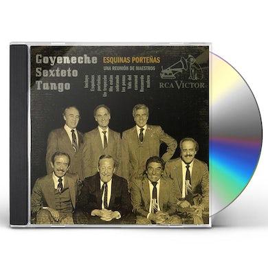 Roberto Goyeneche ESQUINAS PORTENAS CD