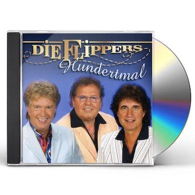 Flippers HUNDERTMAL CD