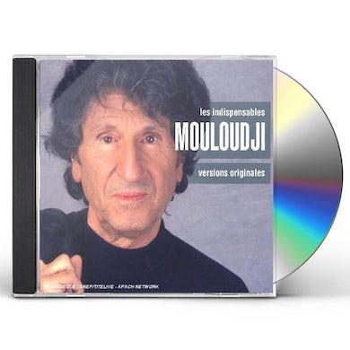 Marcel Mouloudji INDISPENSABLES DE CD