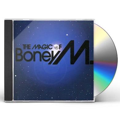 Boney M MAGIC OF CD