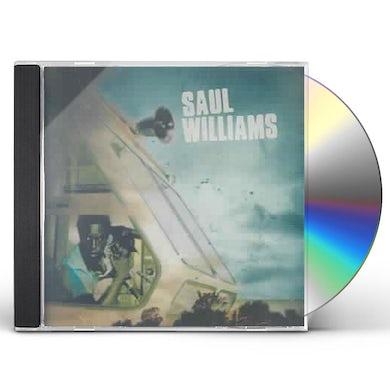 SAUL WILLIAMS CD