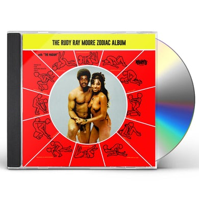 RUDY RAY MOORE ZODIAC ALBUM CD