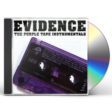 Evidence PURPLE TAPE INSTRUMENTALS CD