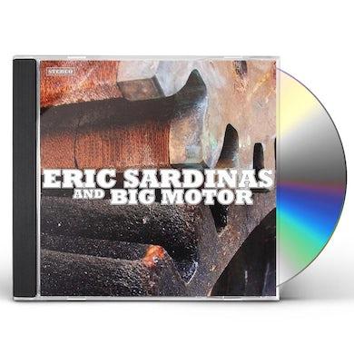 Eric Sardinas BIG MOTOR CD
