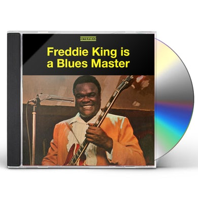 FREDDIE KING IS A BLUES MASTER: THE DELUXE EDITION CD
