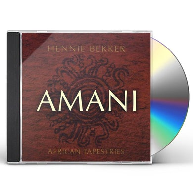Hennie Bekker AFRICAN TAPESTRIES - AMANI CD