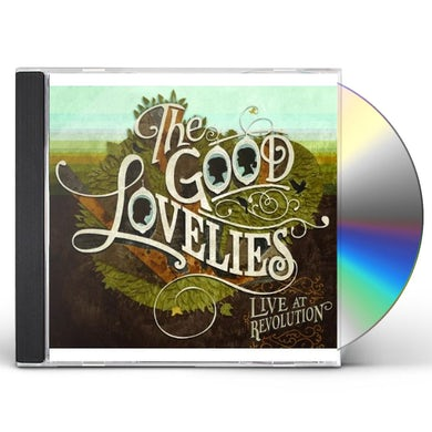 Good Lovelies LIVE AT REVOLUTION CD