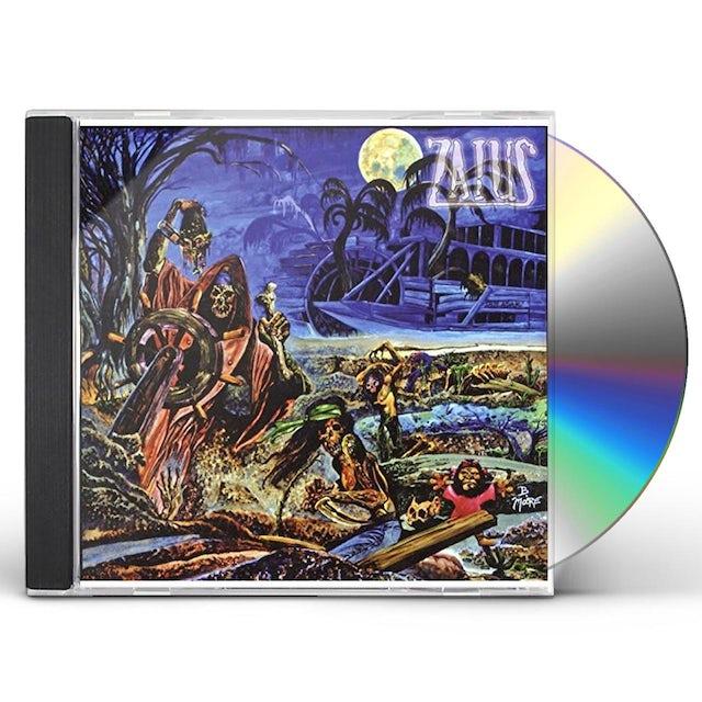 Zaius HARVEST MOON OVERDRIVE CD