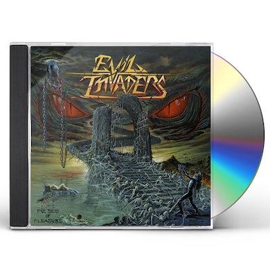 EVIL INVADERS PULSES OF PLEASURE CD