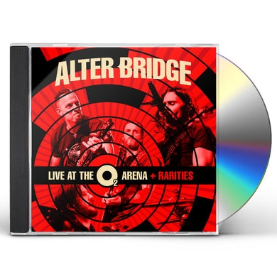 Alter Bridge LIVE AT THE O2 ARENA + RARITIES CD