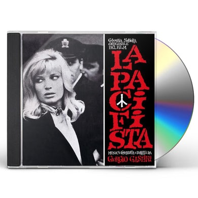 Giorgio Gaslini LA PACIFISTA / Original Soundtrack CD