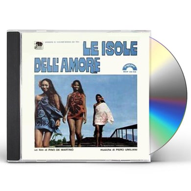 Piero Umiliani LE ISOLE DELL AMORE / Original Soundtrack CD