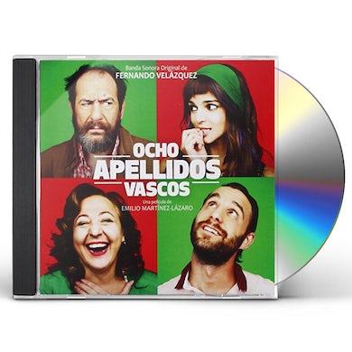 Fernando Velazquez OCHO APELLIDOS VASCOS / O.S.T. CD