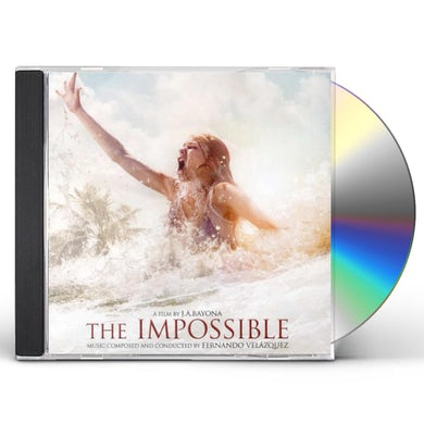 Fernando Velazquez IMPOSSIBLE / Original Soundtrack CD