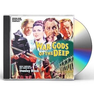 Stanley Black WAR-GODS OF THE DEEP / Original Soundtrack CD
