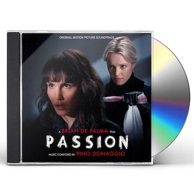 Pino Donaggio PASSION / Original Soundtrack CD