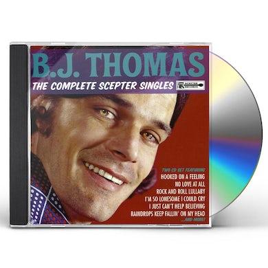 B.J. Thomas COMPLETE SCEPTOR SINGLES CD